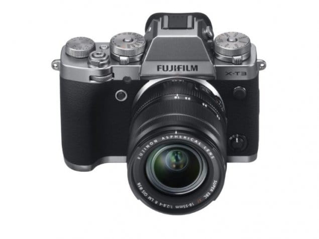 Fujifilm XT3 24 3MP DSLR Camera