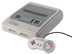 Nintendo Super Nintendo Entertainment System