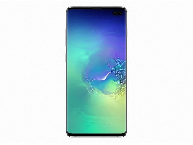 Best Triple Camera Phones in India - Samsung Galaxy S10 Plus (White) without offers