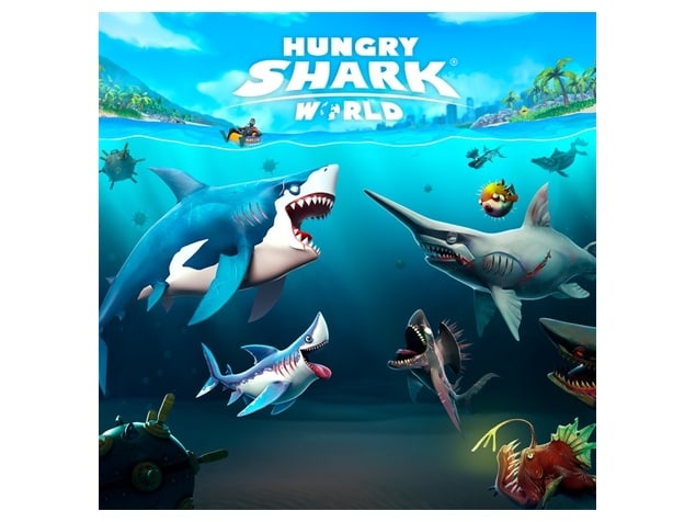 Hungry Shark World Online at Lowest Price in India