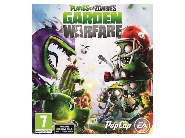 Plants Vs Zombies Garden Warfare Online At Lowest Price In India