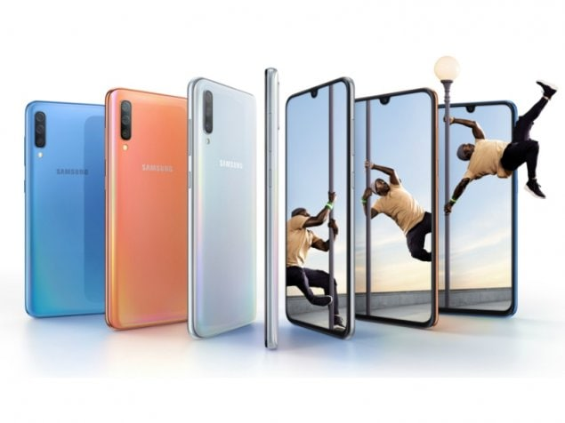 Samsung Galaxy A70 price in India