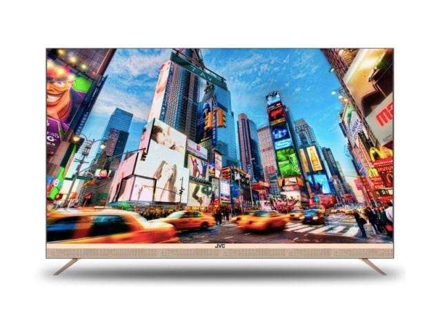 JVC 55-inch LED Ultra-HD (4K) TV (55N7105C)