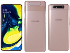 Samsung Galaxy A80 8GB/128GB Đen (Hàng chính hãng)