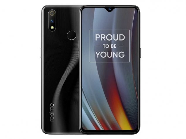 Realme's Flagship Smartphone with Bezel-less Display & Pop-up Camera Teased