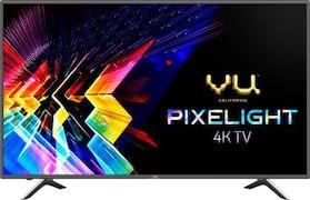 Vu 50 Inch LED Ultra HD (4K) TV (Pixelight 50 QDV)