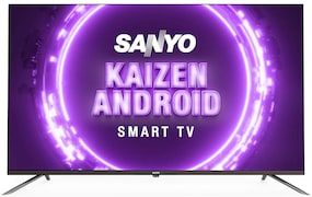 Sanyo 49 Inch LED Ultra HD (4K) TV (Kaizen Series XT 49A082U)