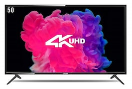 Onida 50 Inch LED Ultra HD (4K) TV (Live Genius 2 Series 50UIB1)