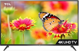 TCL 43 Inch LED Ultra HD (4K) TV (43P65US)