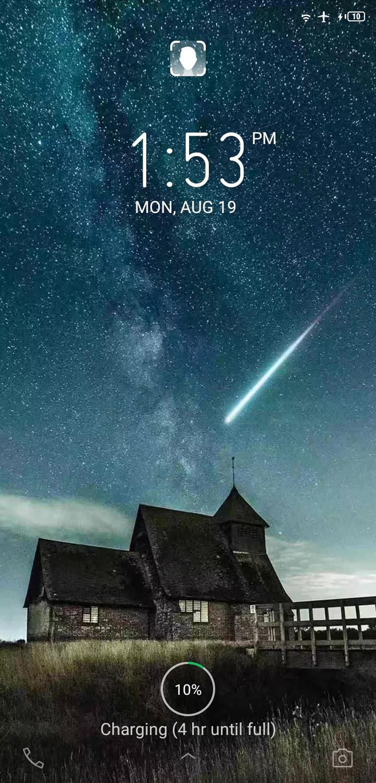 Infinix Hot 7 UI Screenshots Images