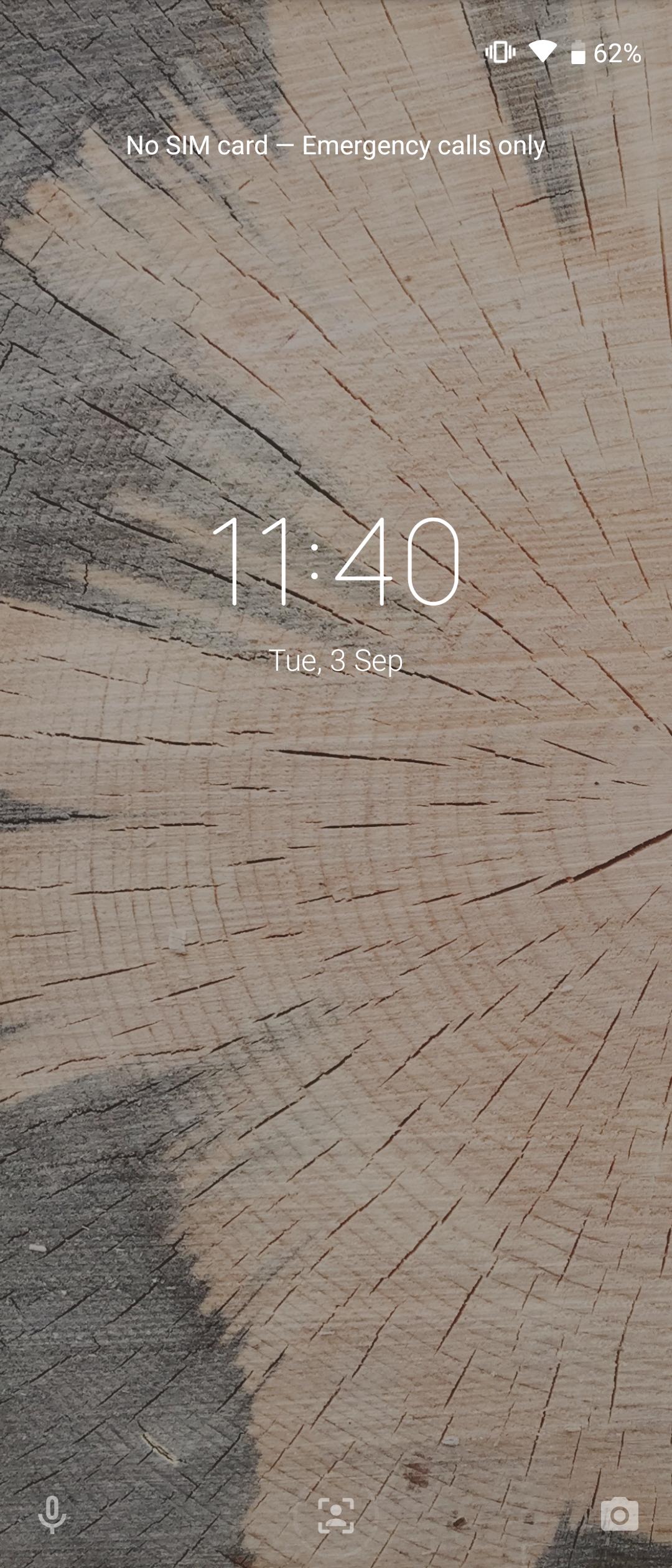 Motorola One Action UI Screenshots Images
