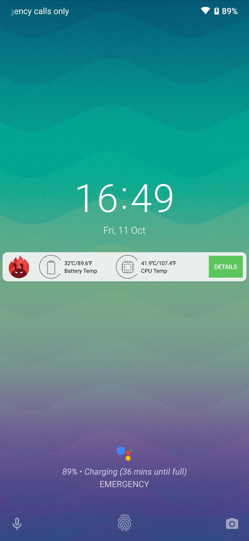 Nokia 7.2 UI Screenshots Images