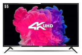 Onida 55 Inch LED Ultra HD (4K) TV (Live Genius 2 Series 55UIB1)