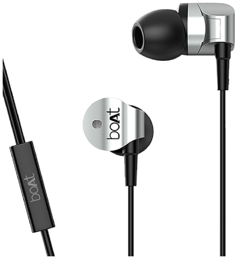 boAt BassHeads 132 Wired Earphones