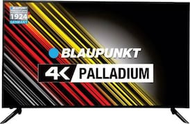 Blaupunkt 55 inch LED Ultra HD 4K Smart TV (BLA55BU680)