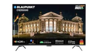 Blaupunkt 43 inch CyberSound Ultra HD Android TV (43CSA7070)