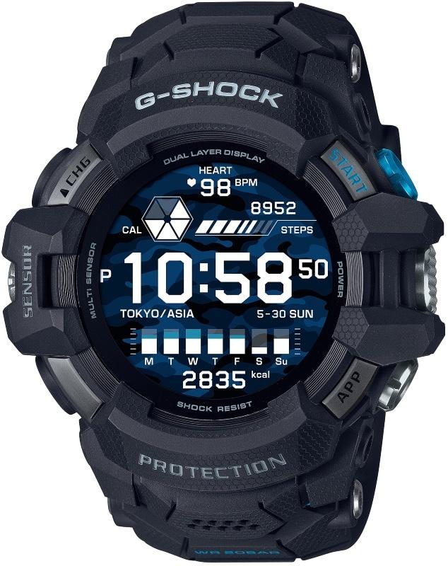 ساعت جی شاک مدل G-Squad Pro GSW-H1000