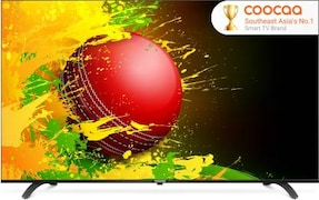Coocaa 55 Inch LED Ultra HD (4K) TV (55S3G)
