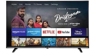 Croma 55 inch Fire TV Edition Ultra HD Smart LED TV (CREL7368)