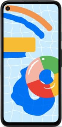Google Pixel 4A screen size