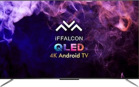 iFFalcon 55 Inch QLED Ultra HD (4K) Smart Android TV (55H71)