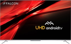 iFFalcon 65 Inch LED Ultra HD (4K) Smart Android TV (65K71)
