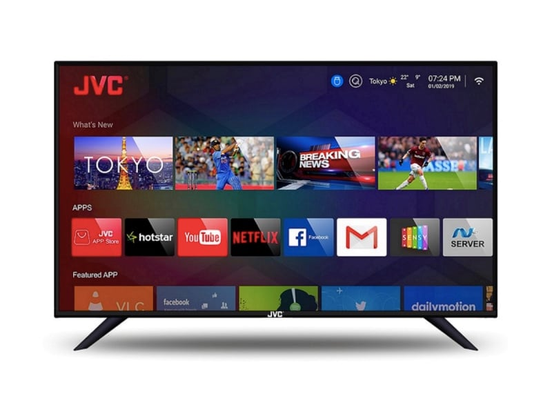 Jvc 32 Inch Led Hd Smart Tv 32n3105c Online At Lowest Price In India