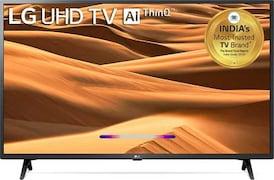 LG 43 Inch LED Ultra HD (4K) TV (43UM7300PTA)