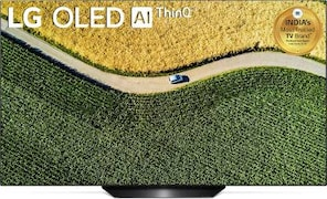 LG 65 Inch OLED Ultra HD (4K) TV (B9 OLED65B9PTA)
