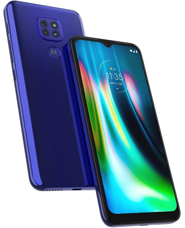 Motorola Moto G9-MagicSound