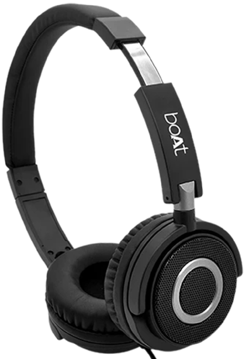 boAt BassHeads 910 Wired Headphones