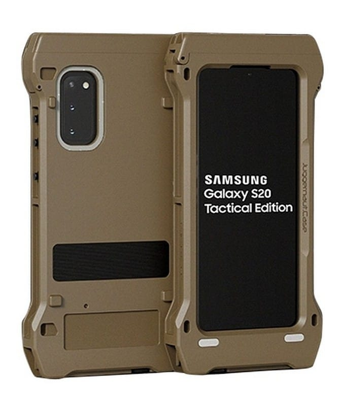 Samsung Galaxy S20 Tactical Edition Price In India Manual Guide