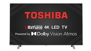 Toshiba 50 inch 4K LED Smart TV (50U5050)