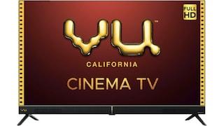 Vu 43 inch Cinema Smart TV (43UA)