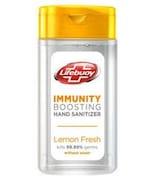 Lifebuoy Lemon Fresh Immunity Boosting Hand Sanitizer (50ML, Pack of 2)