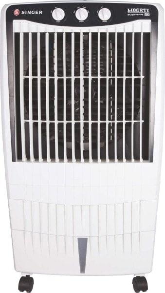Singer Liberty Supreme Air Cooler (White, 85 L)