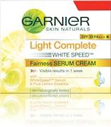 Garnier Light Complete Fairness Serum Cream (40GM)