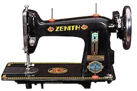 Zenith Link Manual Sewing Machine (Black)