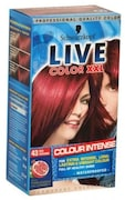 Schwarzkopf Live Intense Hair Color (Red)