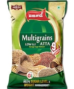 Amwel Low GI Multigrain Flour (1KG, Pack of 2)