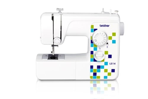 Brother LS14 Electric Sewing Machine (White)