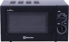 Electrolux M/O G20M.BB 20 L Grill Microwave Oven (Black)