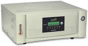 Microtek M-Sun 935 Solar Power Inverter (Beige)