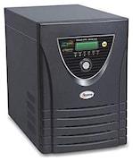 Microtek M-Sun Solar Power Inverter (Black)
