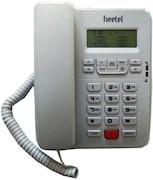 Beetel M57 Corded Landline Phone (White)