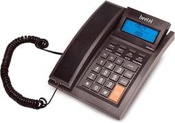 Beetel M64 Corded Landline Phone (Black)