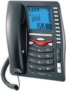 Beetel M75 Cordless Landline Phone (Black)