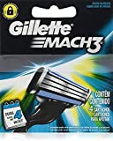 Gillette Mach3 Manual Shaving Razors Blades