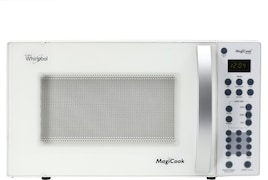 Whirlpool Magicook 20SW 20 L Solo Microwave Oven (White)