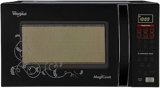 Whirlpool Magicook Deluxe 20 L Grill Microwave Oven (Black)